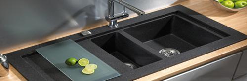 Granitspülen | Spülen | spuelemax.de – Alles für Ihre Küche