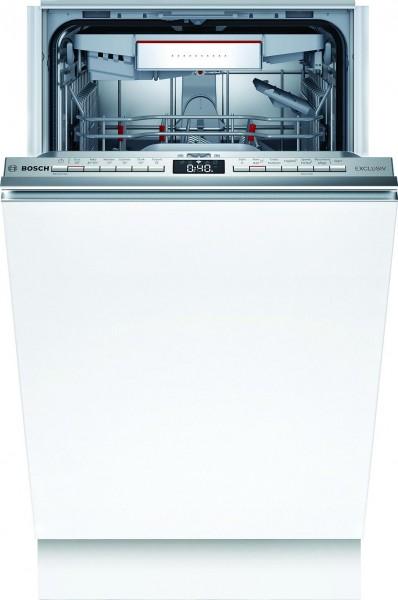 Bosch SPV6ZMX00D Einbau Geschirrspüler vollintegriert HomeConnect 45cm EXCLUSIV