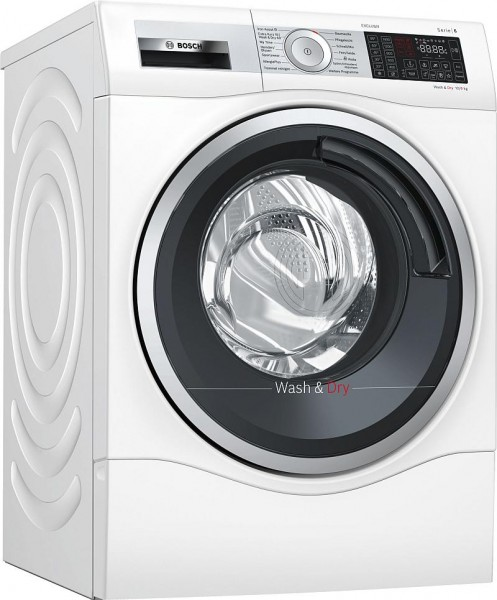 Bosch WDU28590 Waschtrockner mit AutoDry und Home Connect A 10/6 kg EXCLUSIV selectLine