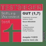 Bosch_WDU28540_Stiftung_Warentest