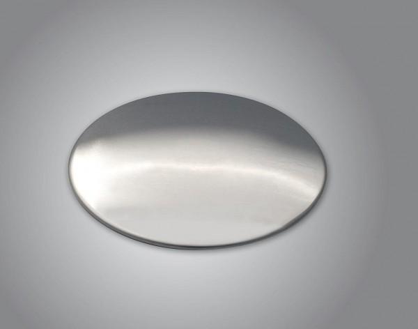 Sink Cover Ablaufabdeckung Edelstahl glänzend