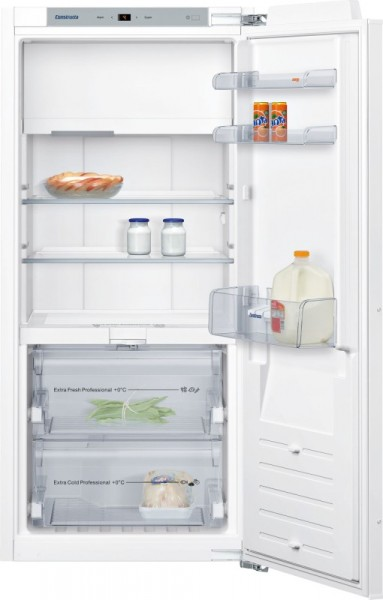 Constructa CK842AF30 Einbau Kühlschrank Professional A++ 169l