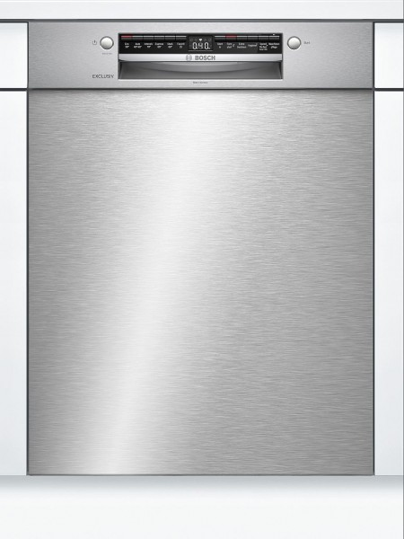 Bosch SMU4HBS01D Unterbau Geschirrspüler HomeConnect 60cm Edelstahl A++ EXCLUSIV selectLine