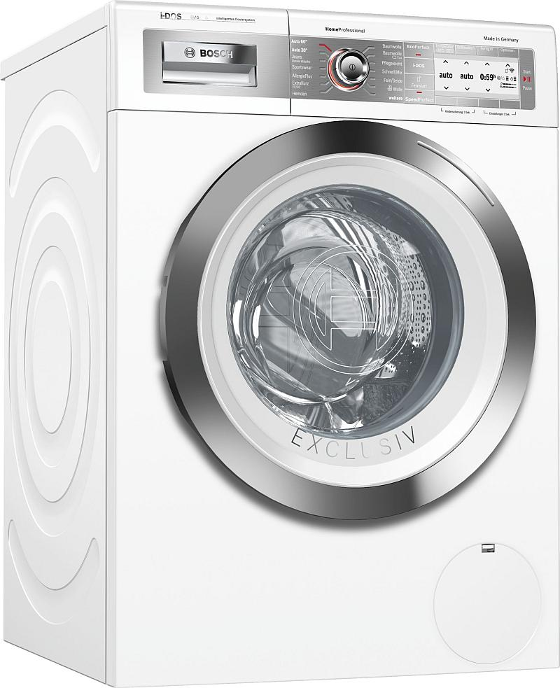 bosch wayh2891 home connect waschmaschine jetzt bei. Black Bedroom Furniture Sets. Home Design Ideas