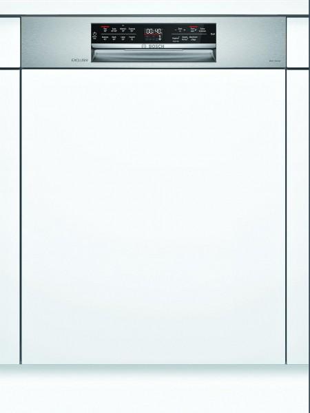 Bosch SMI6ZBS00D Geschirrspüler teilintegriert HomeConnect Zeolith 60cm EXCLUSIV selectLine