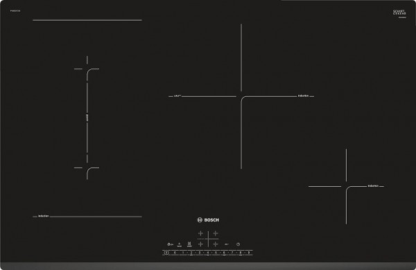 Bosch PVS831FC5E Induktions-Kochfeld autark 80 cm rahmenlos EXCLUSIV selectLine