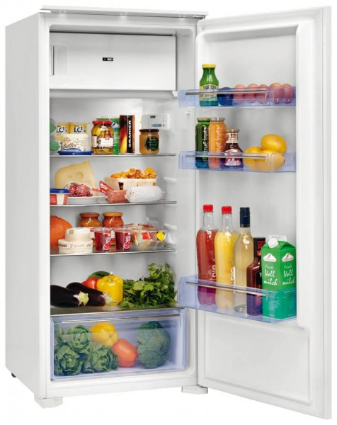 Oranier EKS 2905 Integrierbare Kühlschrank mit Gefrierfach Nische 123 cm EEK: A++