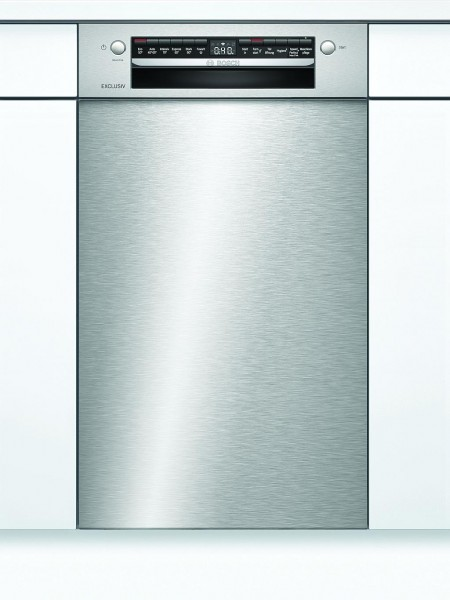 Bosch SPU4ELS00D Unterbau Geschirrspüler HomeConnect 45cm A++ EXCLUSIV