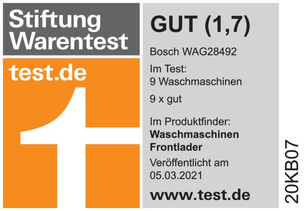 Stiftung Warentest GUT