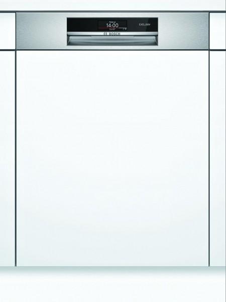 Bosch SMI8YBS00D Geschirrspüler teilintegriert HomeConnect Zeolith 60cm EXCLUSIV selectLine