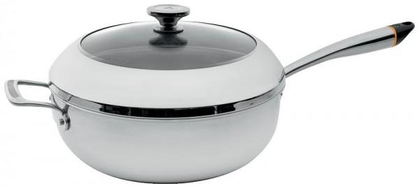 Oranier Chef`s Pot inkl. Deckel mit Bluetooth 9209 26 Edelstahl