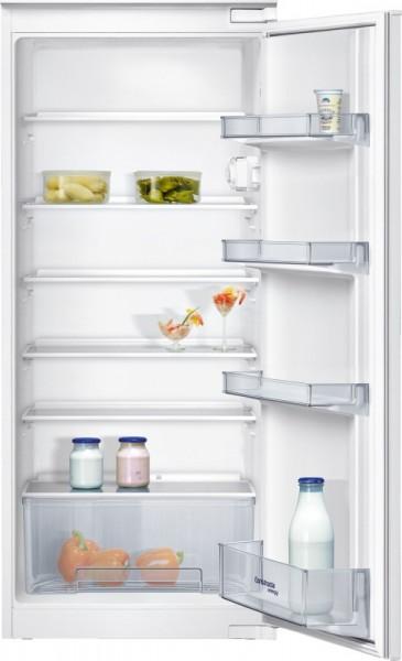 Constructa CK60460 Einbau-Kühlschrank 123er Festtür A++ energy