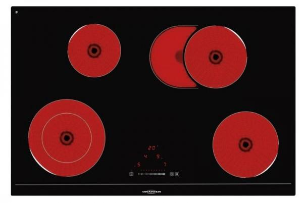 Oranier Hilight-Kochfeld KFTC 9983 TC Touch-Control