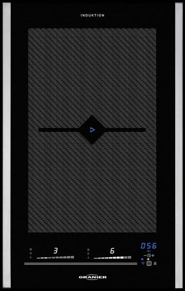 Oranier FLI 2038 bc Flächen-Induktions-Kochfeld Grillfunktion Bluetooth be-cook