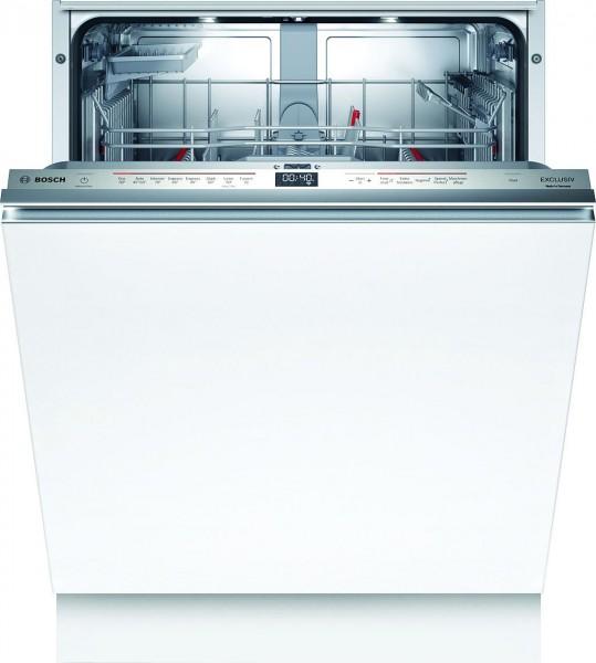 Bosch SMV6ZBX00D Geschirrspüler vollintegriert HomeConnect Zeolith 60cm EXCLUSIV selectLine
