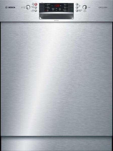 Bosch SMU46IS04D Geschirrspüler Edelstahlfront 60 cm Unterbau A++ EXCLUSIV