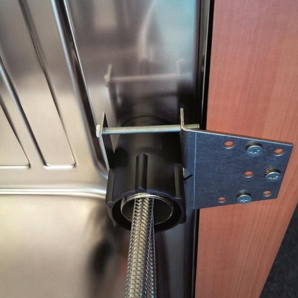Pyramis Stabilisierungsplatte für Küchenarmaturen