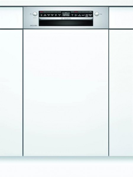 Bosch SPI4ELS00D Einbau Geschirrspüler teilintegriert HomeConnect 45cm EXCLUSIV