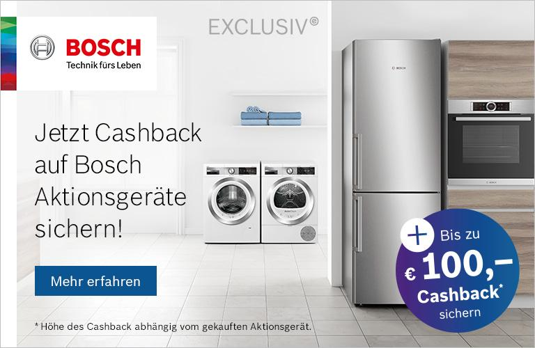 Bosch Cash Back