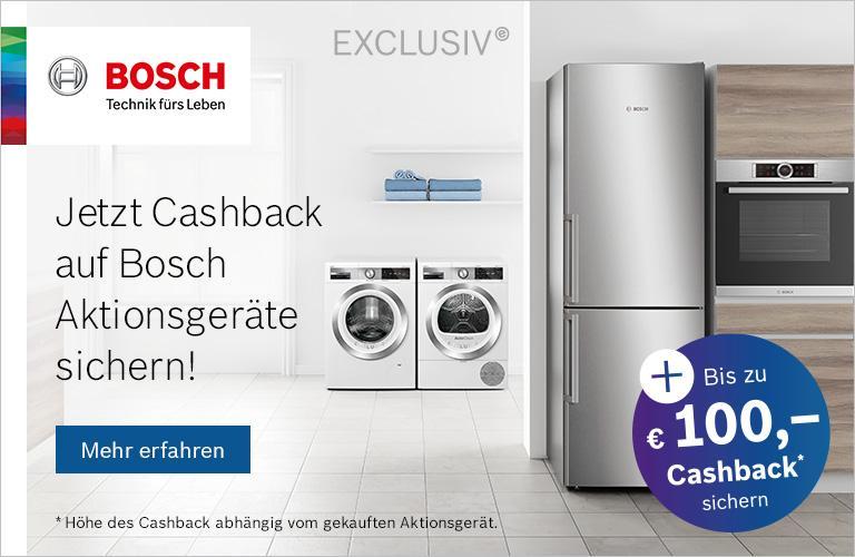 Bosch Cash Back