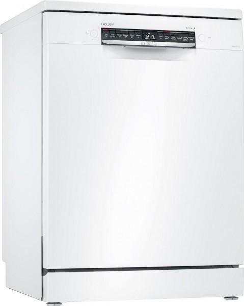 Bosch SMS4HBW00D Stand Geschirrspüler HomeConnect 60cm Weiß A++ EXCLUSIV