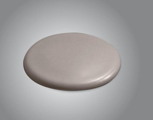 Sink Cover Ablaufabdeckung Keramikfarben - wird passend zu ihrer gewählten Spülenfarbe geliefert