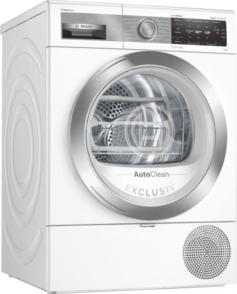 Bosch WTX87E90 Wärmepumpentrockner HomeProfessional 9kg A+++ EXCLUSIV selectLine
