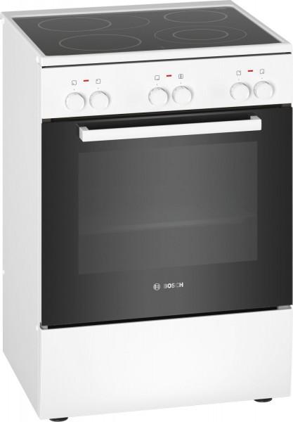 Bosch HKA090220 Elektro Standherd mit Glaskeramikkochfeld 60cm A