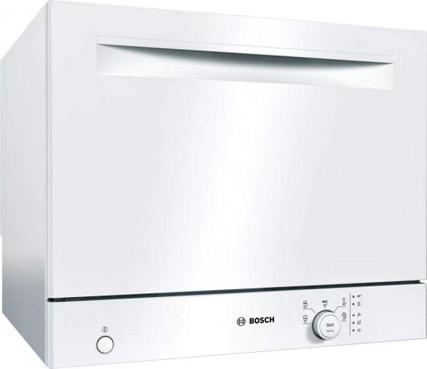Bosch SKS50E42EU Freistehender Kompaktspüler 55cm Weiß